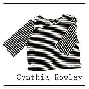 Cynthia Rowley crop top